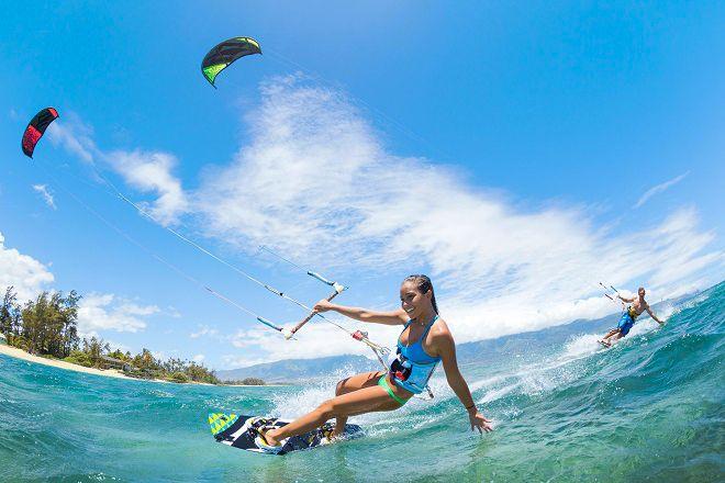 Mũi Né- Thiên đường của các môn thể thao biển lướt sóng diều