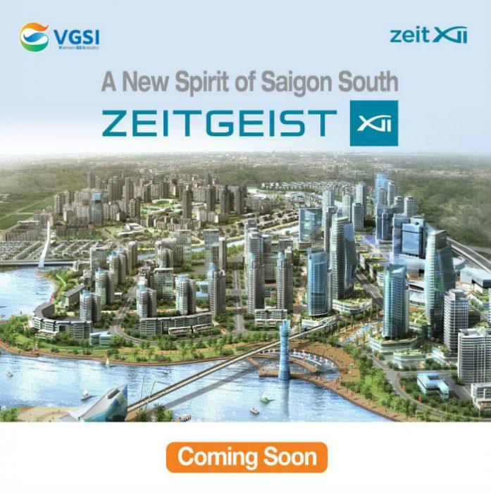 phối cảnh dự án GS Metro City Nhà Bè