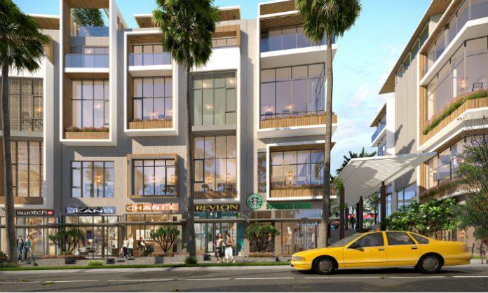 shophouse dự án summer land mũi né resort tại phan thiết hưng lộc phát