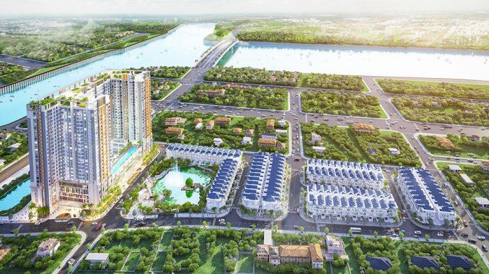dự án căn hộ chung cư cao cập quận 7 Nguyễn Lương Bằng Phú Mỹ Hưng