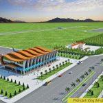 Cập nhật vị trí tiến độ dự án sân bay Phan Thiết