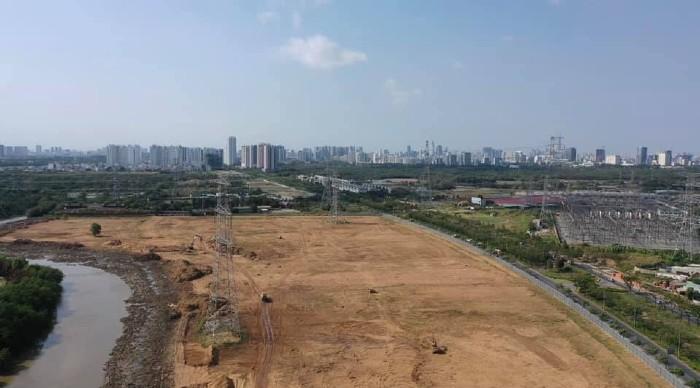 Tiến độ khu đô thị GS Zeitgeist Hàn Quốc