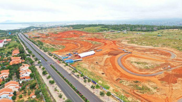 tiến độ dự án Mũi Né Summerland Phan Thiết