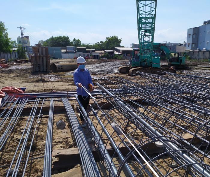 Tiến độ xây dựng thi công dự án căn hộ La Partenza