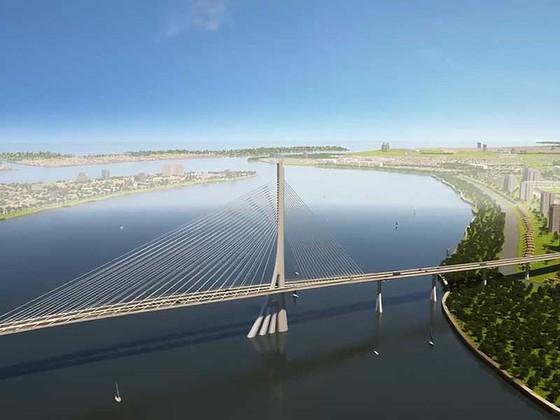 cầu cần giờ khi nào xây tiến độ 2019