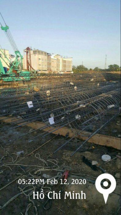 tiến độ dự án căn hộ La Partenza Nhà Bè 2020