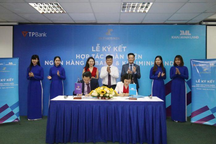 Khải Minh Land TP Bank hợp tác dự án La Partenza